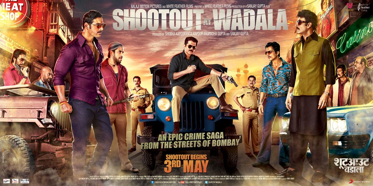 Shootout At Wadala - Movie Poster #10 (Original)