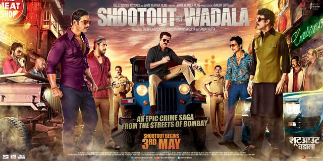 Shootout At Wadala - Movie Poster #10