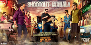 Shootout At Wadala - Movie Poster #10 (Small)