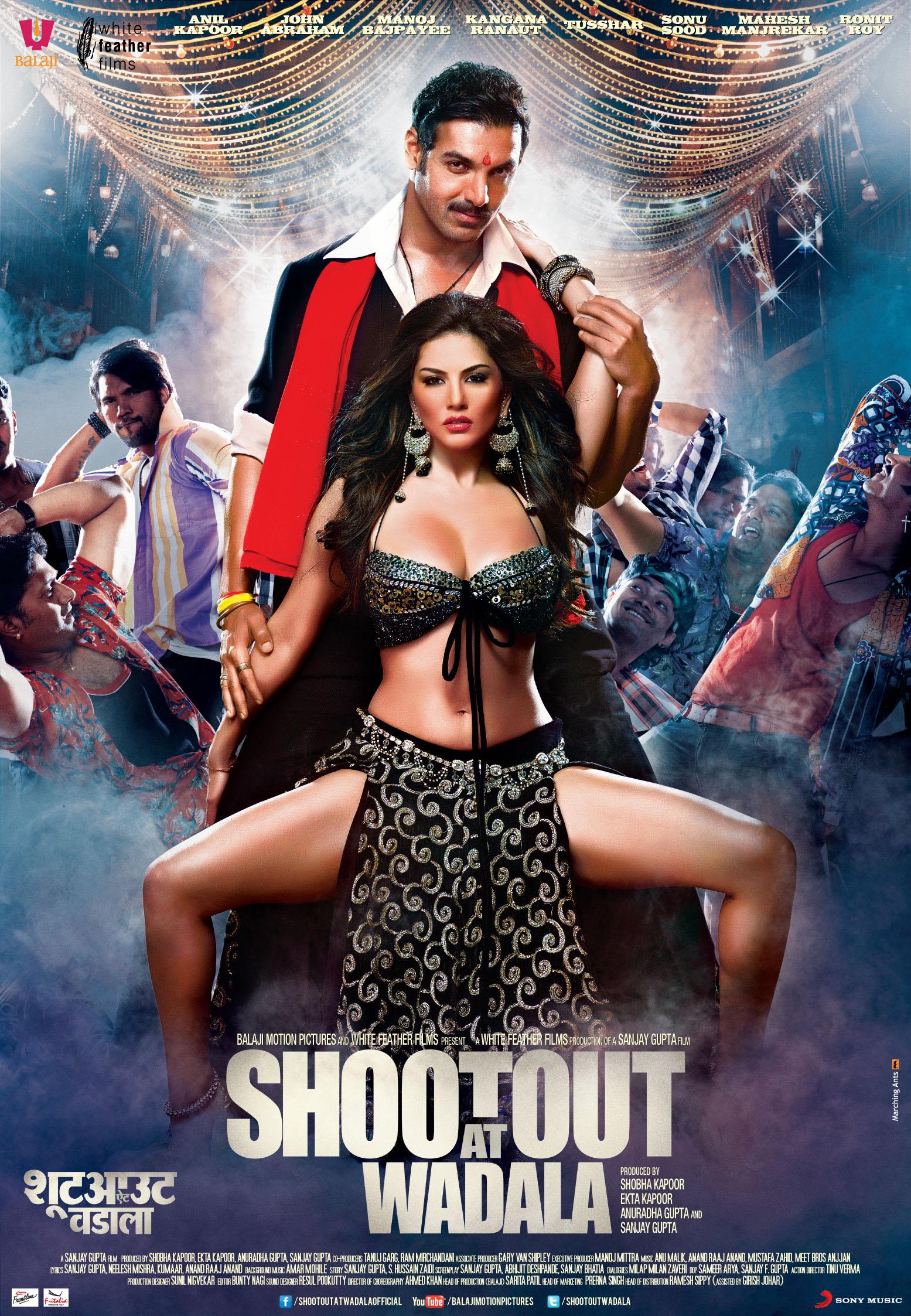 Shootout At Wadala - Movie Poster #12 (Original)
