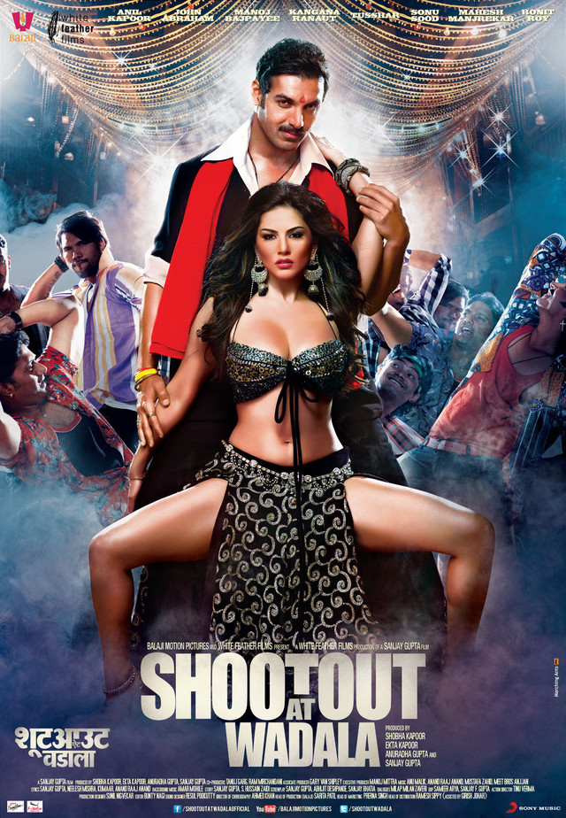 Shootout At Wadala - Movie Poster #12