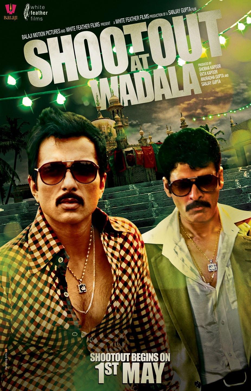 Shootout At Wadala - Movie Poster #4 (Original)