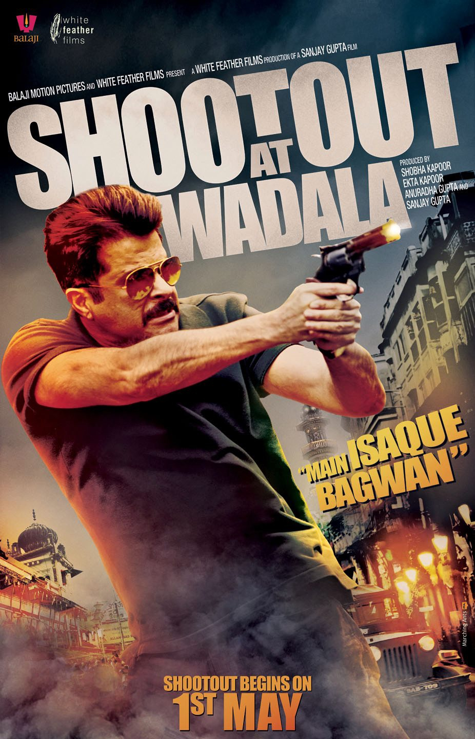 Shootout At Wadala - Movie Poster #5 (Original)