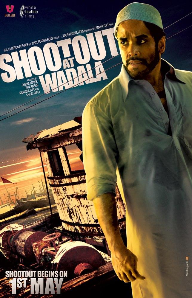 Shootout At Wadala - Movie Poster #6 (Original)