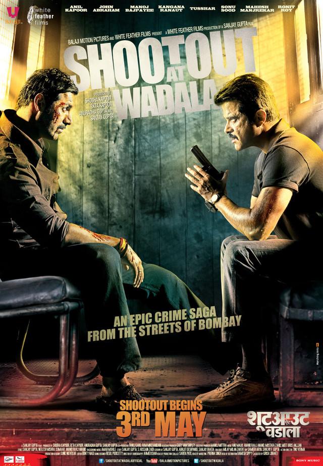 Shootout At Wadala - Movie Poster #9