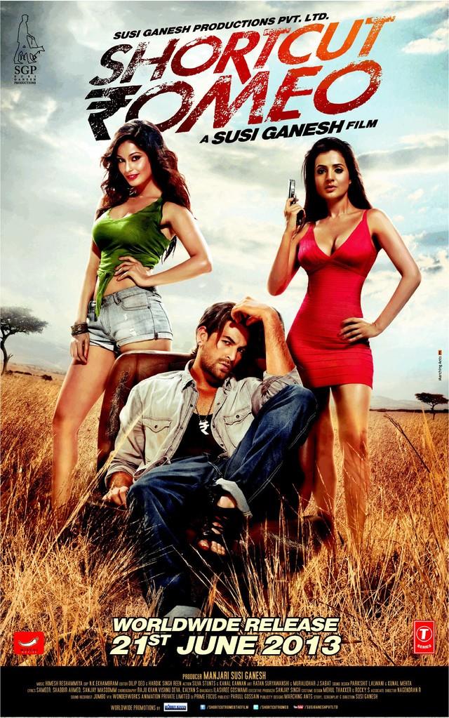 Shortcut Romeo - Movie Poster #1