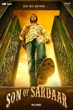 Son of Sardaar Small Poster