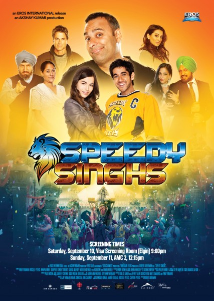 Speedy Singhs - Movie Poster #1 (Original)
