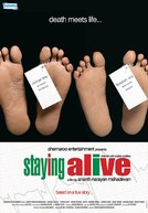 Staying Alive Small Poster