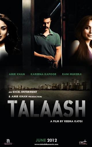 Talaash - Movie Poster #4