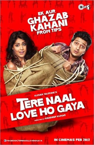 Tere Naal Love Ho Gaya - Movie Poster #3 (Small)