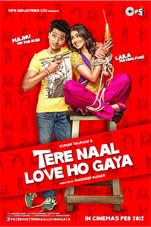 Tere Naal Love Ho Gaya Small Poster