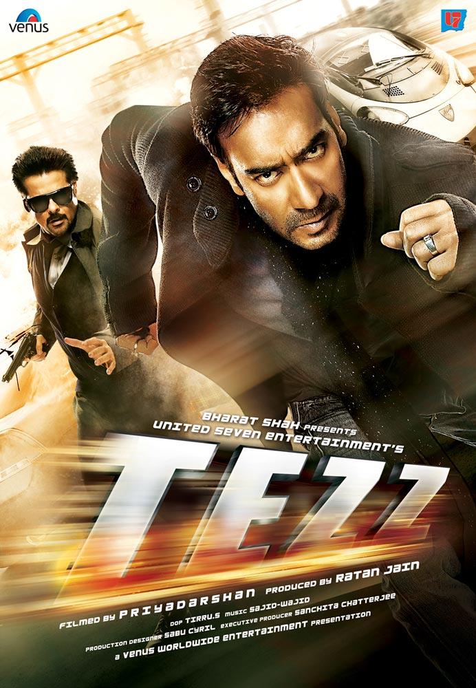 Tezz - Movie Poster #1 (Original)