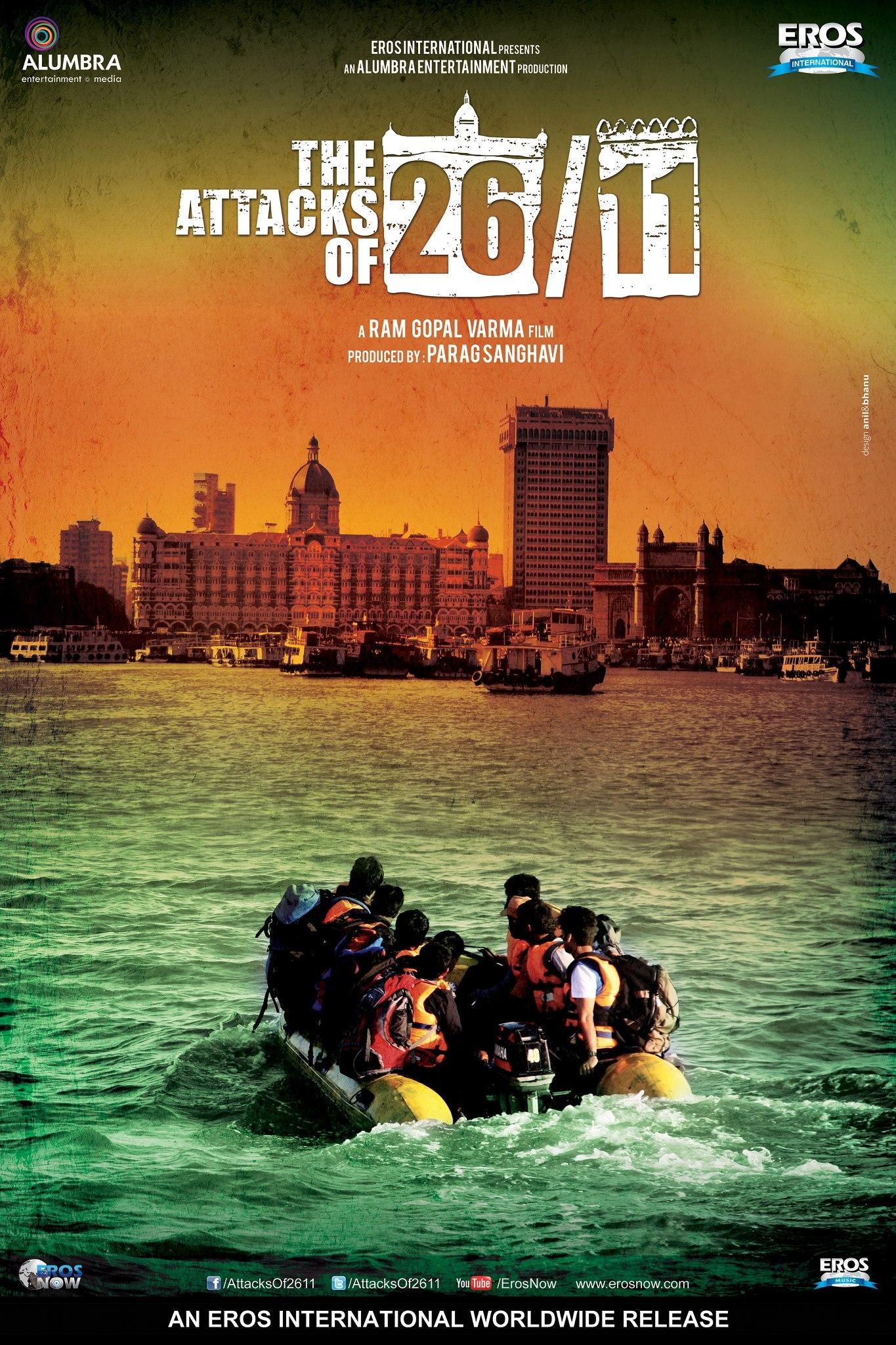 The Attacks Of 26/11 - Movie Poster #1 (Original)