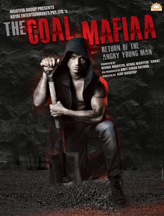 The Coal Mafiaa - Movie Poster #1 (Original)