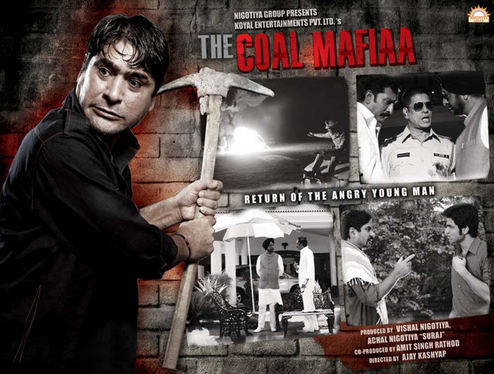 The Coal Mafiaa - Movie Poster #10 (Large)