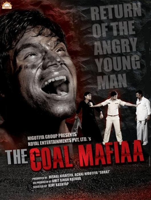 The Coal Mafiaa - Movie Poster #2 (Original)