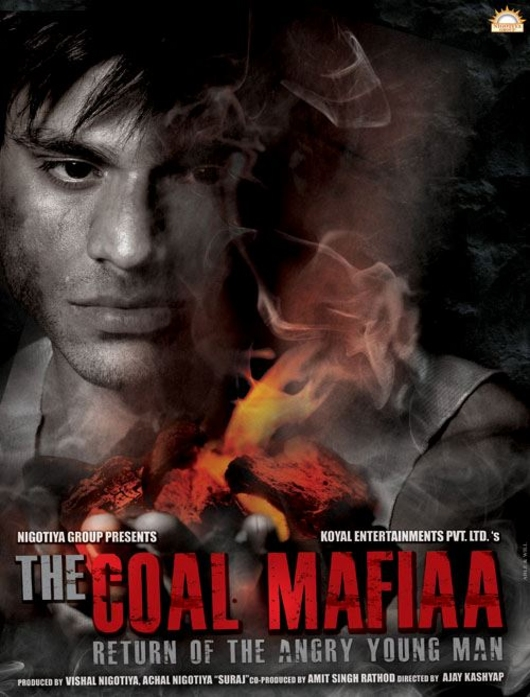 The Coal Mafiaa - Movie Poster #3 (Original)