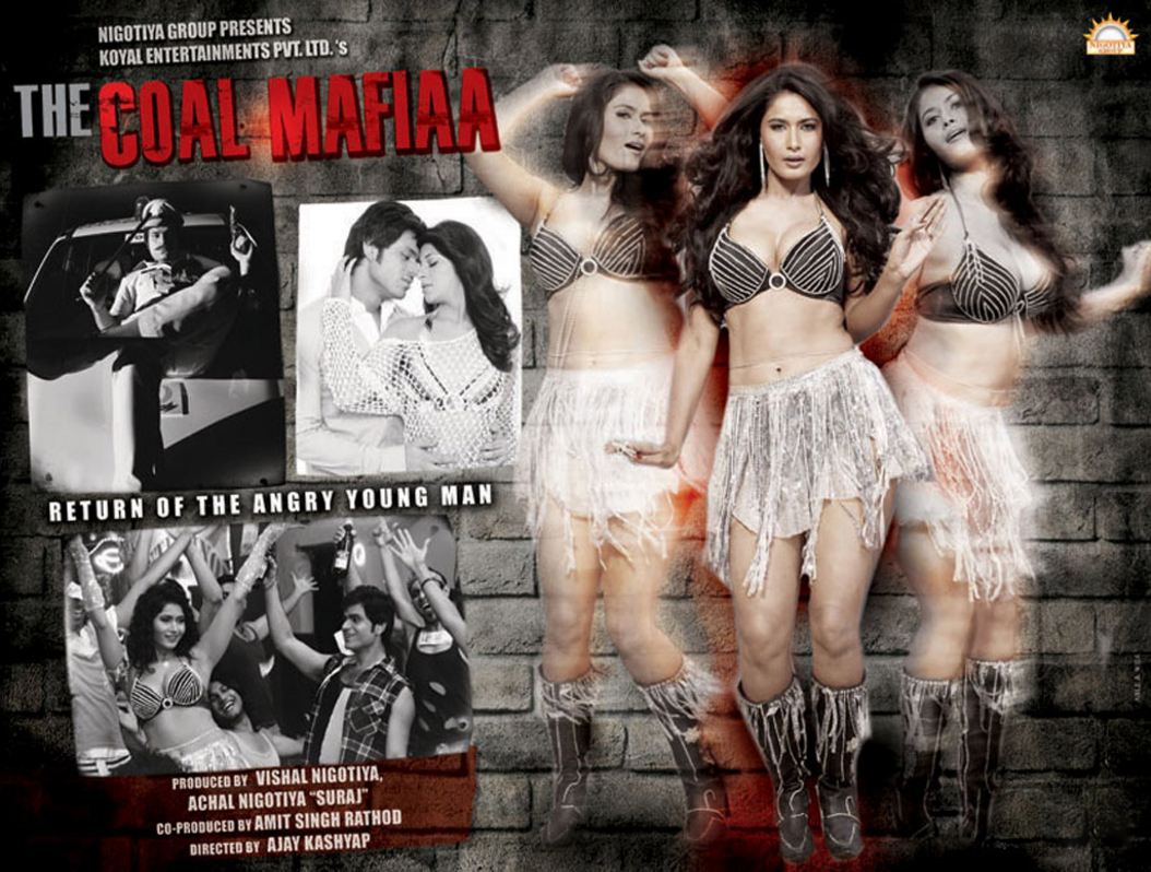 The Coal Mafiaa - Movie Poster #4 (Original)