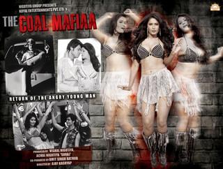 The Coal Mafiaa - Movie Poster #4 (Small)