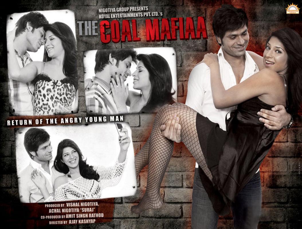 The Coal Mafiaa - Movie Poster #5 (Original)