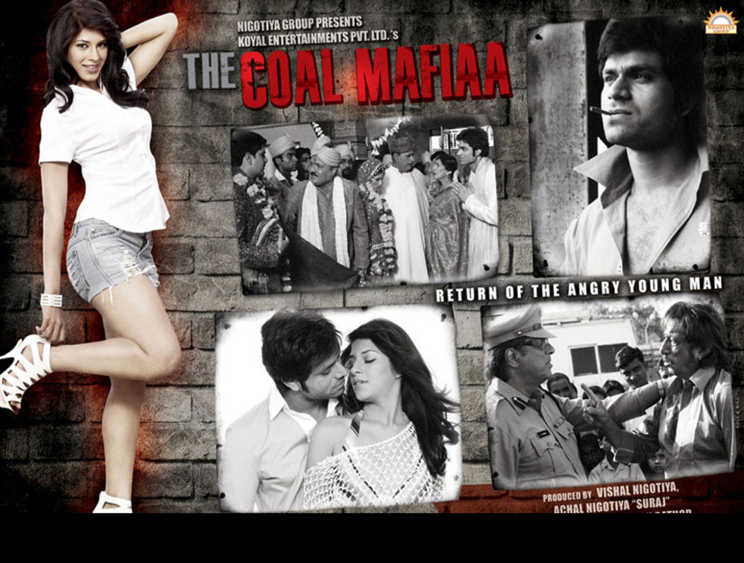 The Coal Mafiaa - Movie Poster #6 (Original)