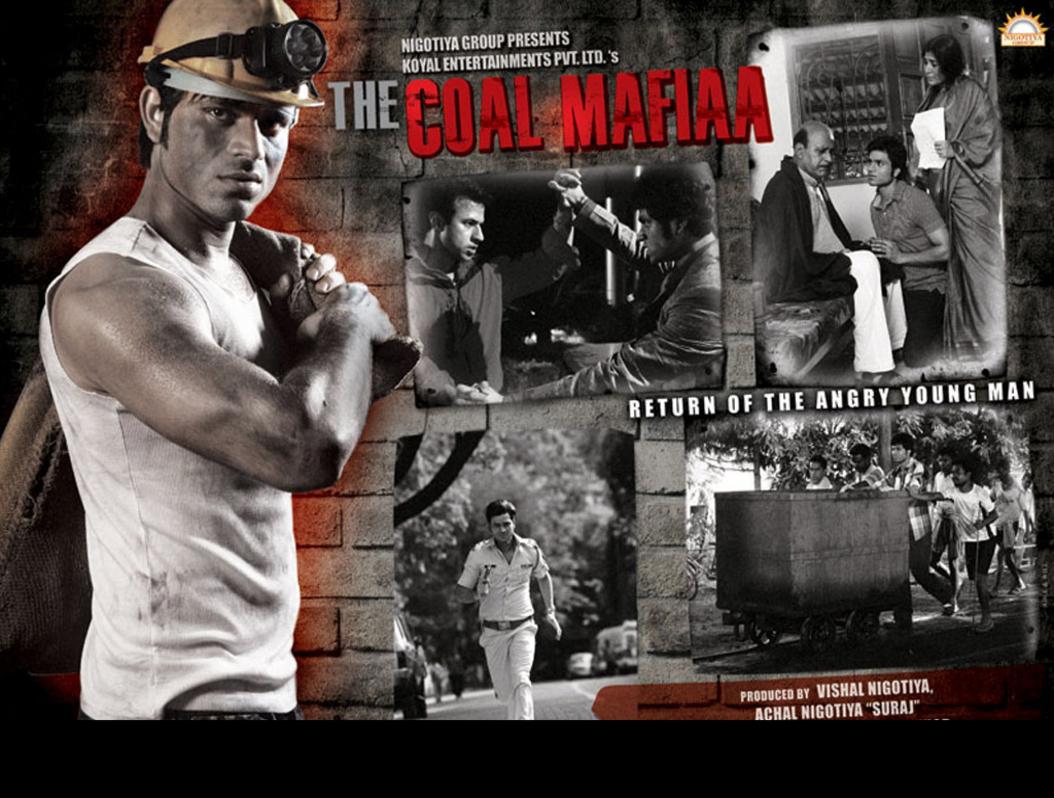 The Coal Mafiaa - Movie Poster #7 (Original)