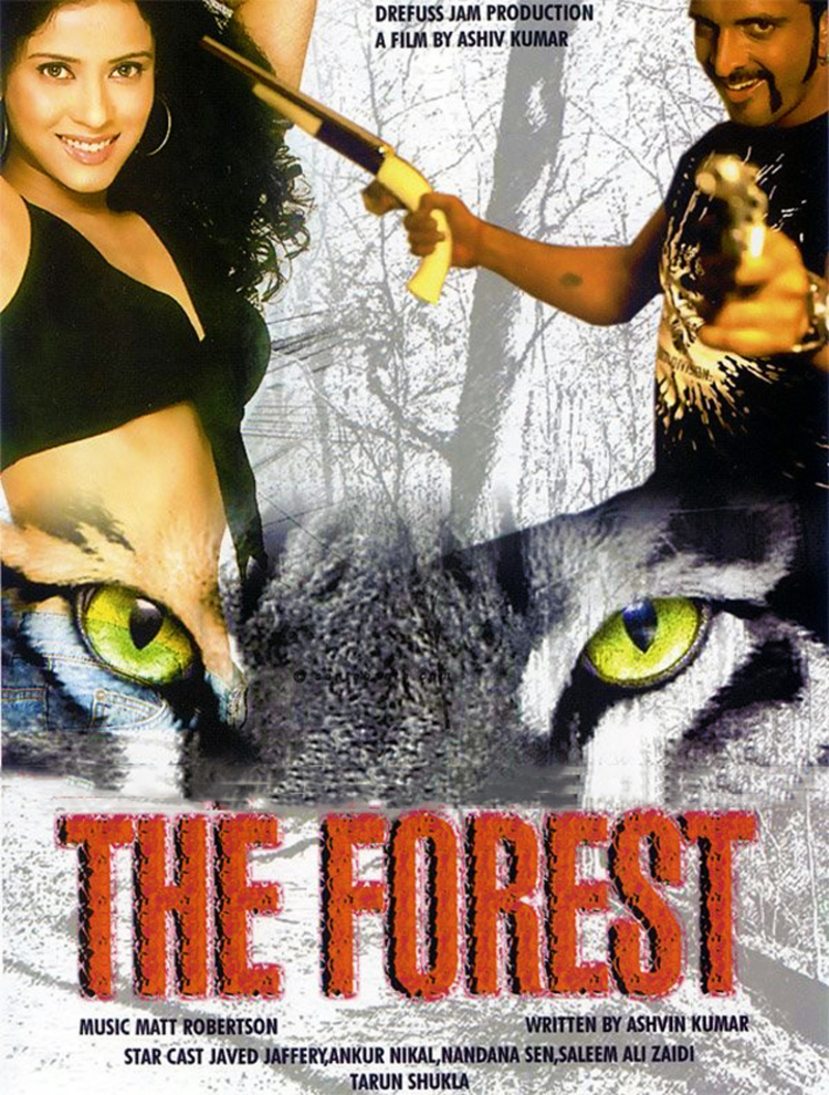 The Forest - Movie Poster #1 (Original)