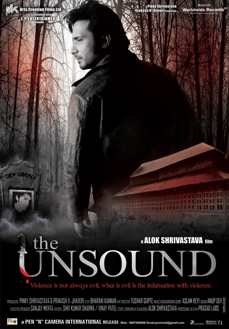 The Unsound - Movie Poster #1 (Original)