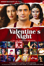 Valentine's Night Small Poster