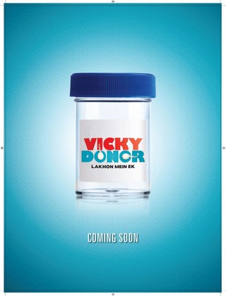 Vicky Donor - Movie Poster #2 (Small)