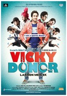 Vicky Donor Small Poster
