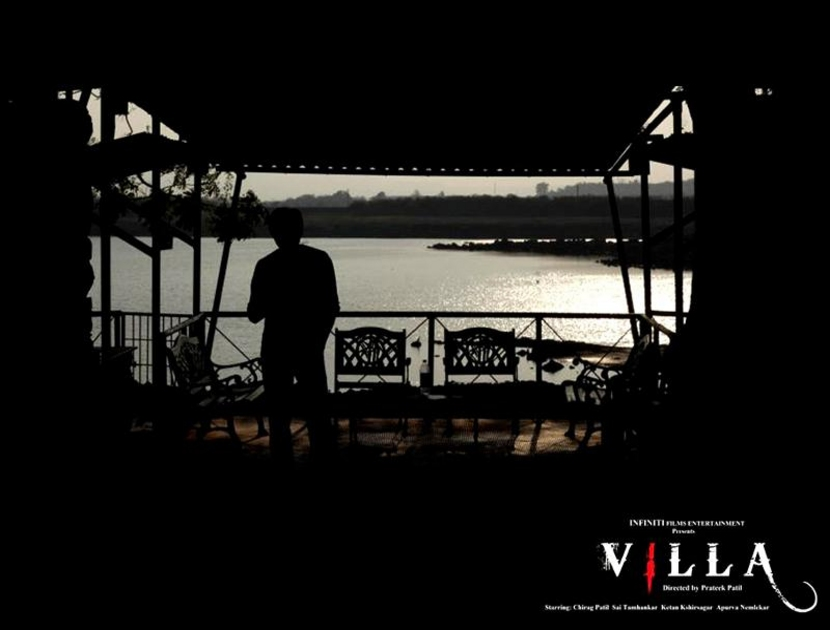Villa - Movie Poster #1 (Original)