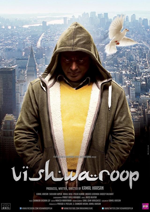 Vishwaroop - Movie Poster #3