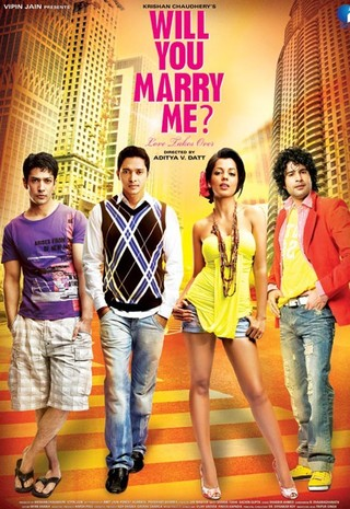 Will You Marry Me? - Movie Poster #1
