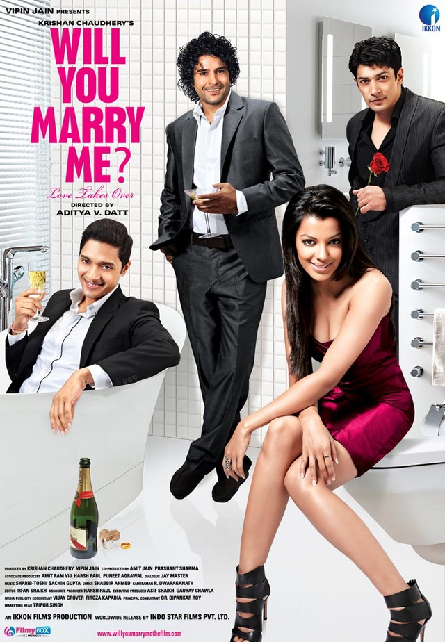 Will You Marry Me? - Movie Poster #2
