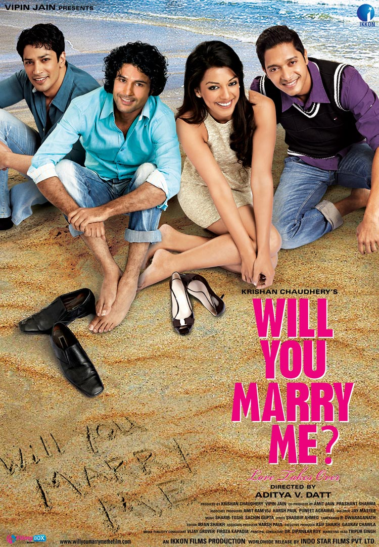Will You Marry Me? - Movie Poster #3 (Original)
