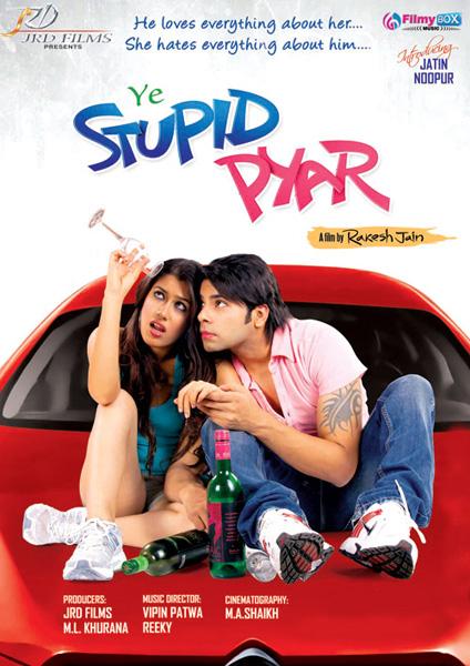 Ye Stupid Pyar - Movie Poster #1 (Original)