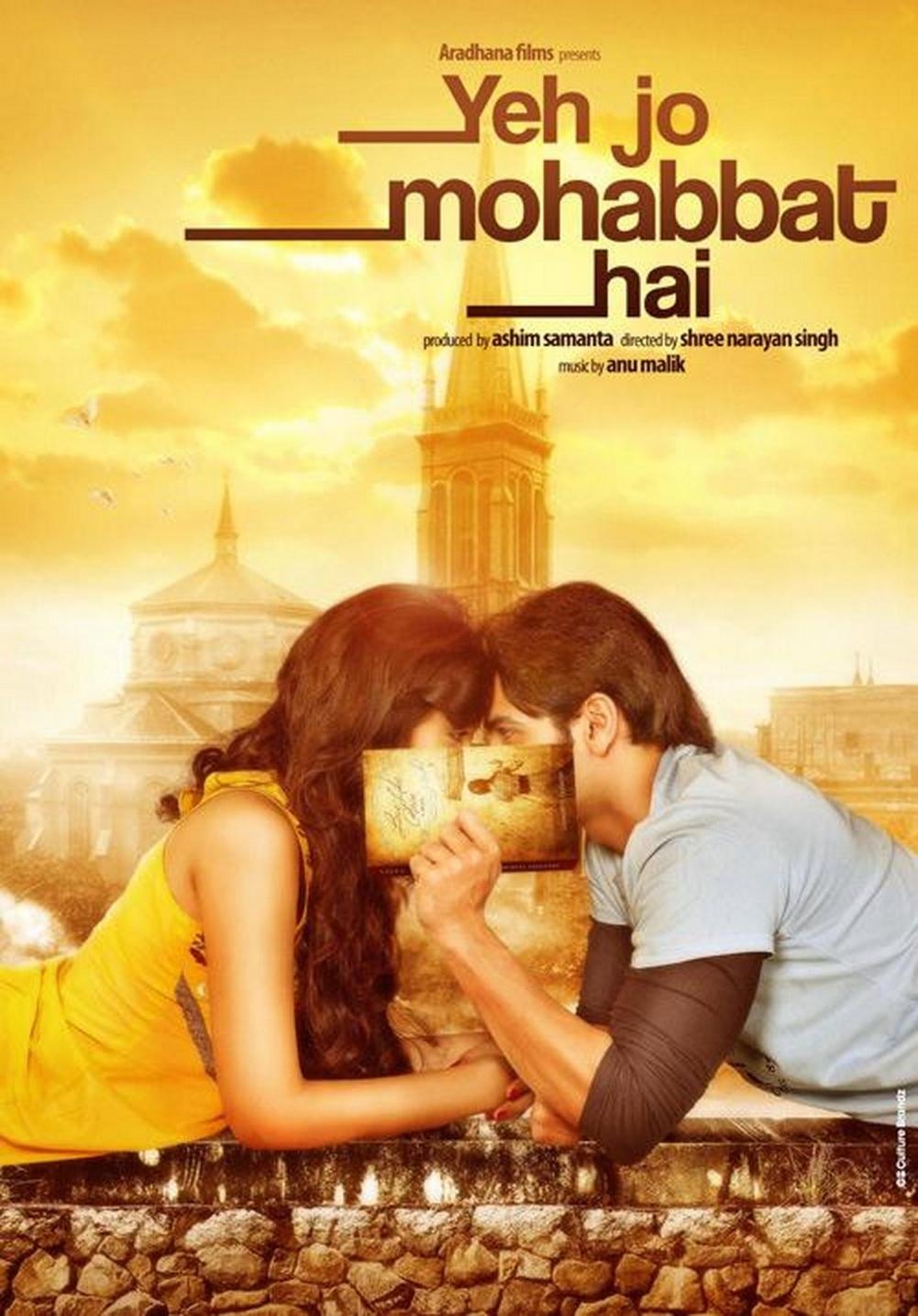 Yeh Jo Mohabbat Hai - Movie Poster #1 (Original)