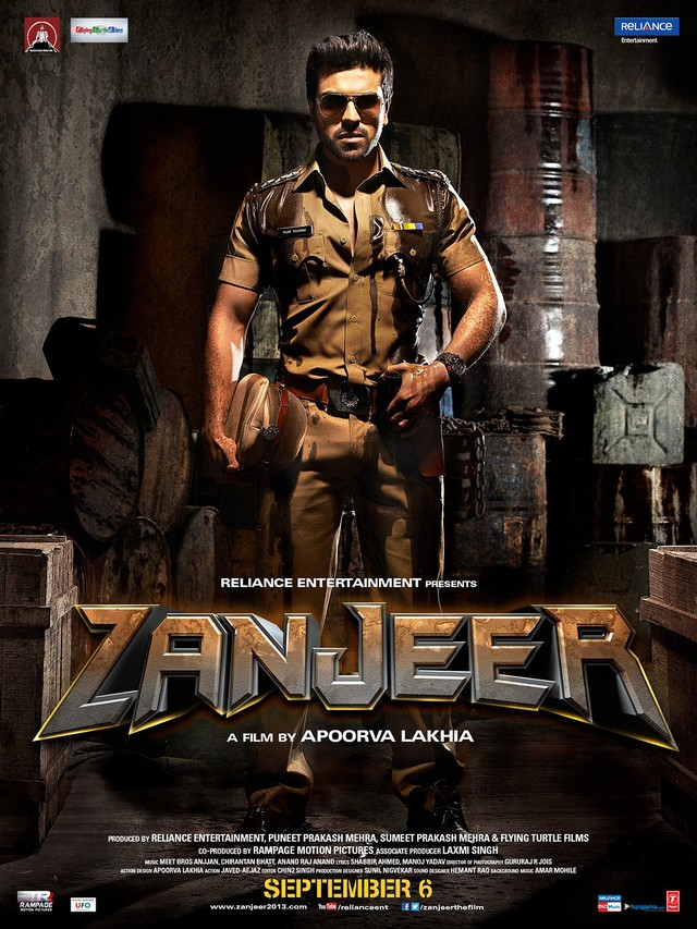 Zanjeer - Movie Poster #4