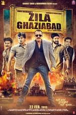 Zila Ghaziabad Small Poster