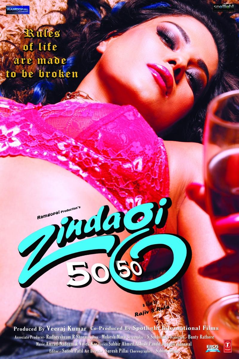 Zindagi 50-50 - Movie Poster #4 (Original)
