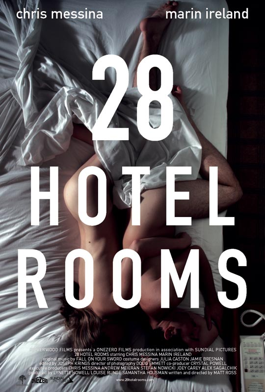 28 Hotel Rooms - Movie Poster #1 (Original)
