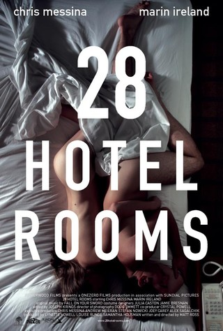 28 Hotel Rooms - Movie Poster #1 (Small)