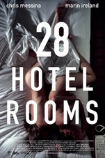 28 Hotel Rooms Small Poster