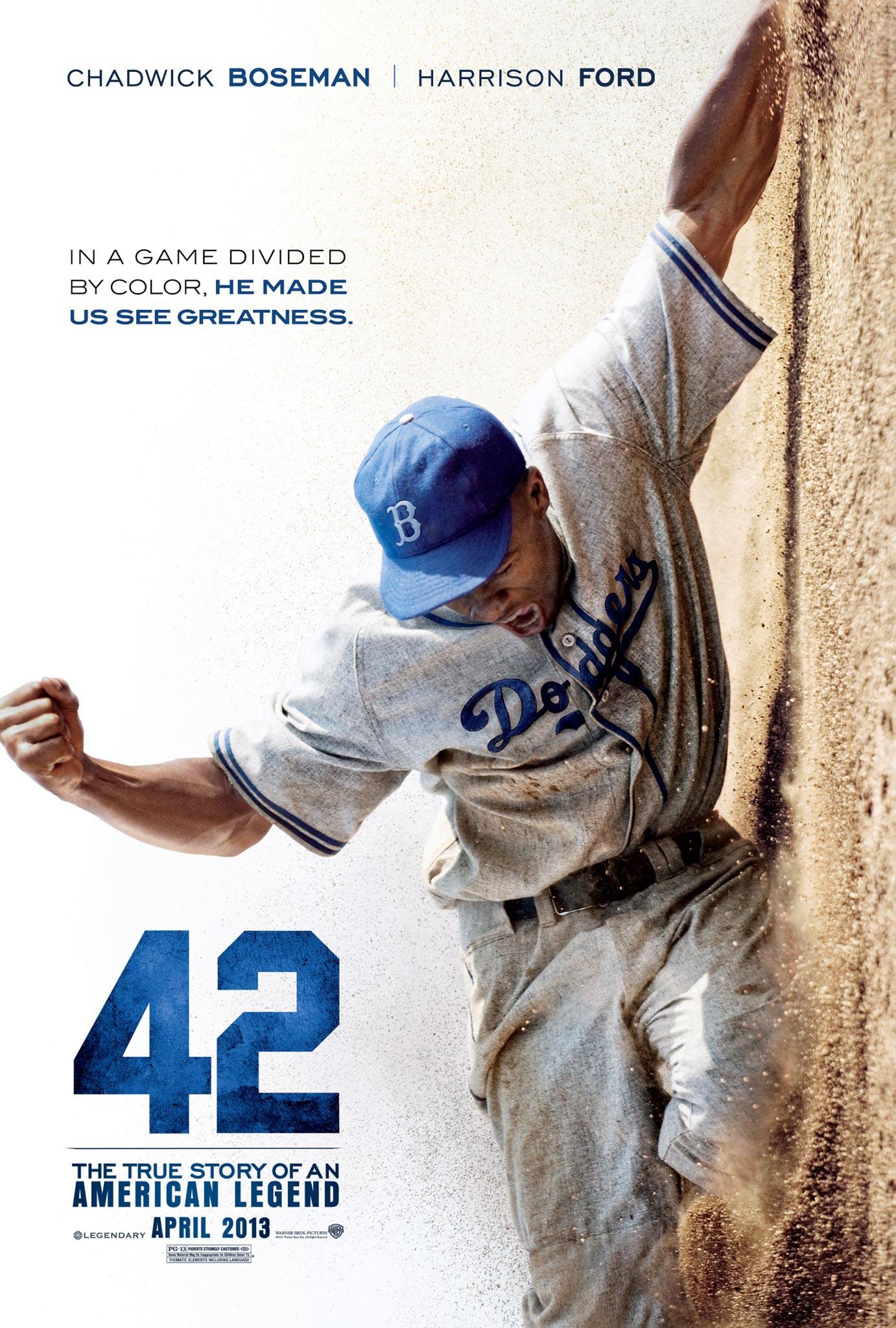 42 - Movie Poster #1 (Original)