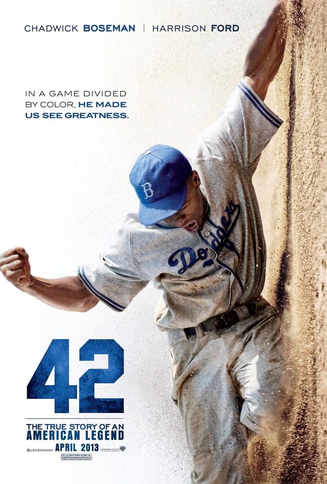 42 - Movie Poster #1