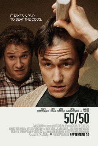 50/50 - Movie Poster #1 (Small)
