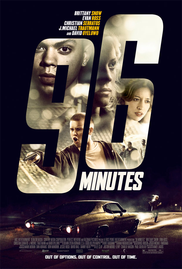 96 Minutes - Movie Poster #1 (Original)