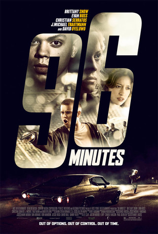 96 Minutes - Movie Poster #1 (Small)